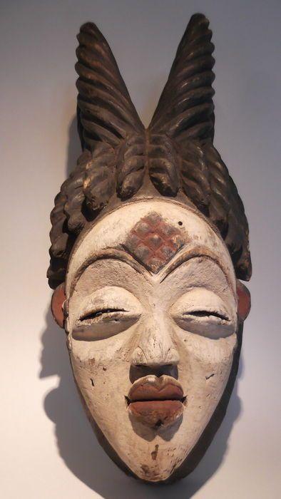 Online veilinghuis Catawiki: Decoratief masker - PUNU - Gabon