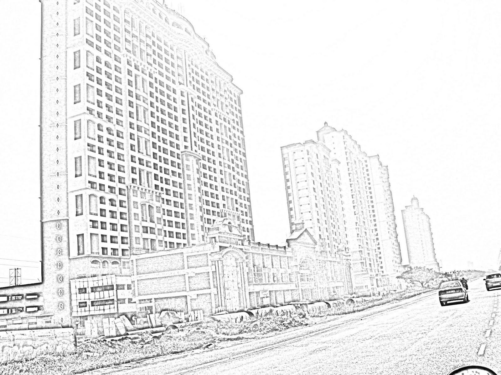 skyscraper coloring sheets - Yahoo Image Search Results ...