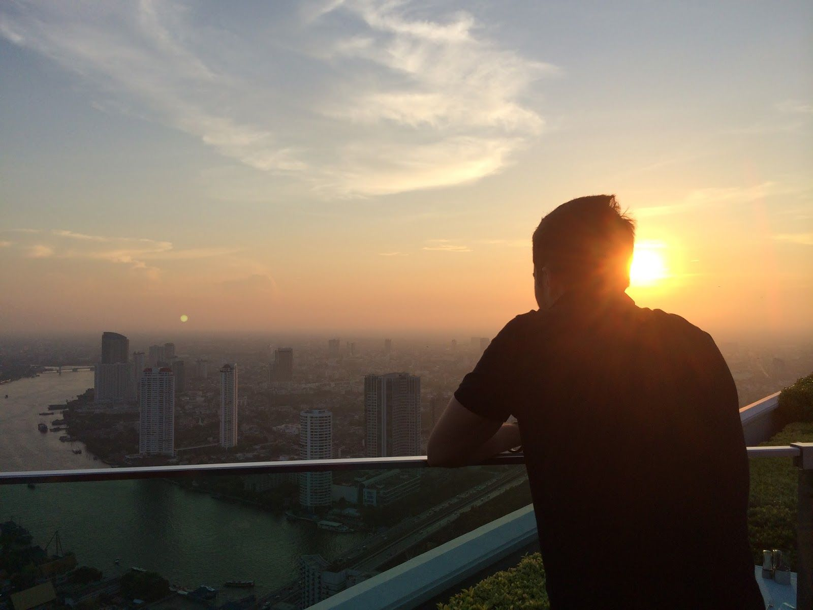 What to do in Bangkok? Be part of the Hangover Wolf Pack! Visit to Lebua at State Tower. | The Travelling Postcard