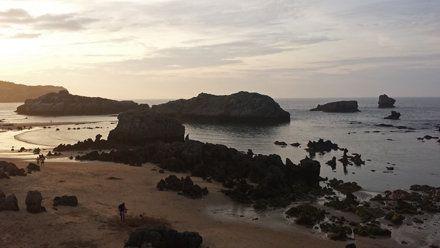 Islotes de la Playa de Ris