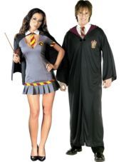 Wizard Wanda And Harry Potter Couples Costumes Party City Fantasias Fatos De Carnaval Carnaval