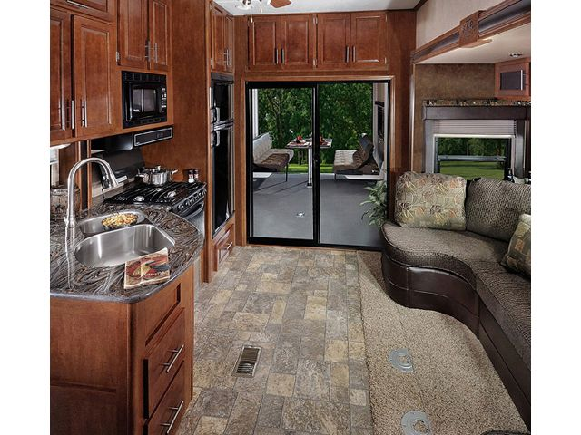 Like The Inside Of This One 2012 Forest River Xlr