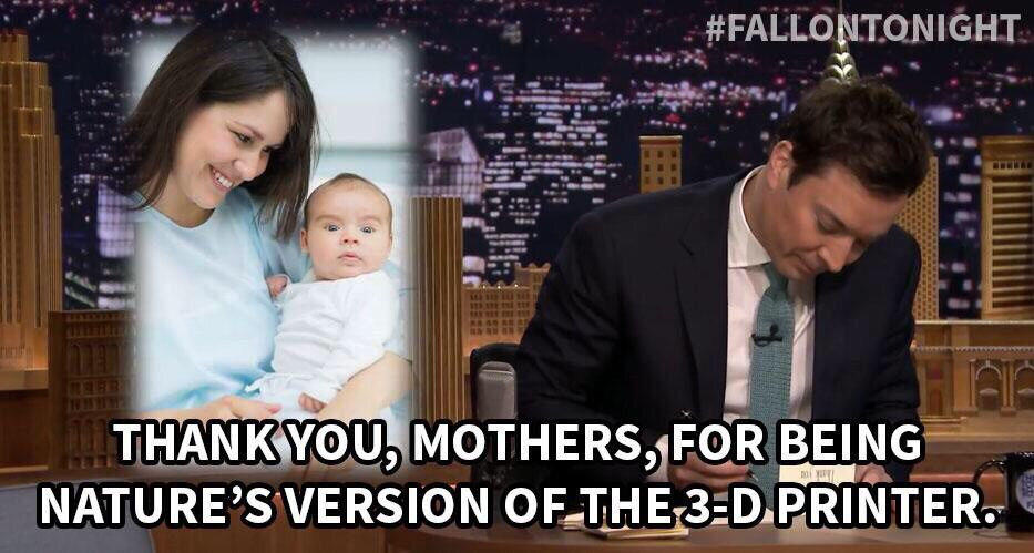 #MothersDay Jimmy Fallon ...