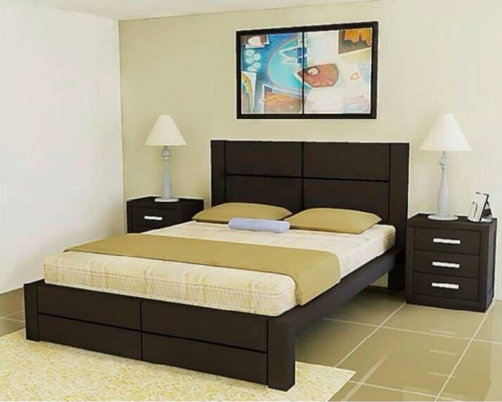 Dormitorio, hasta el cuadro me gusta | rooms | Pinterest ...