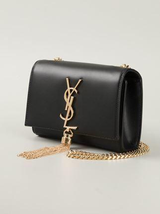 b3b6dc5779cf Saint Laurent  monogramme  Shoulder Bag - Biondini Paris - Farfetch ...