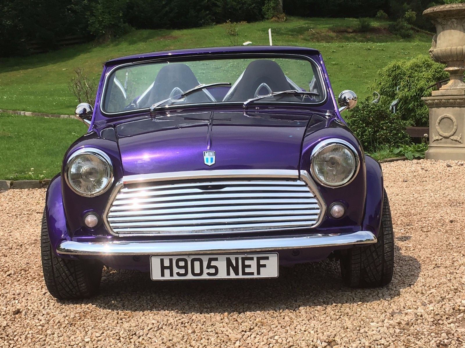 eBay: FABULOUS CLASSIC MINI BANHAM ROADSTER WITH 1275GT ENGINE ...