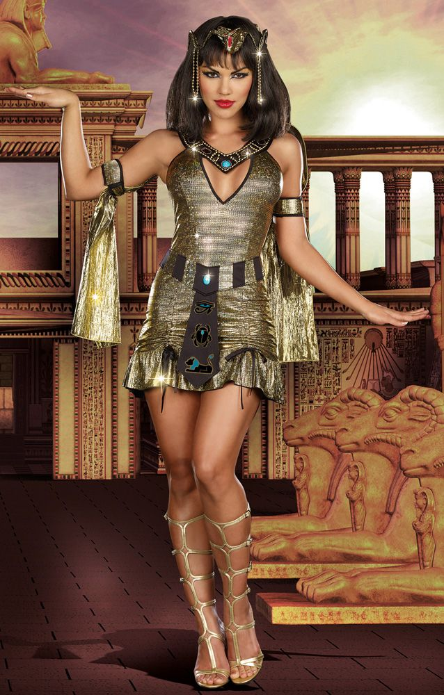 1fbcdcbaf06 Naughty On The Nile Egyptian Costume by Dreamgirl, Medieval babes ...