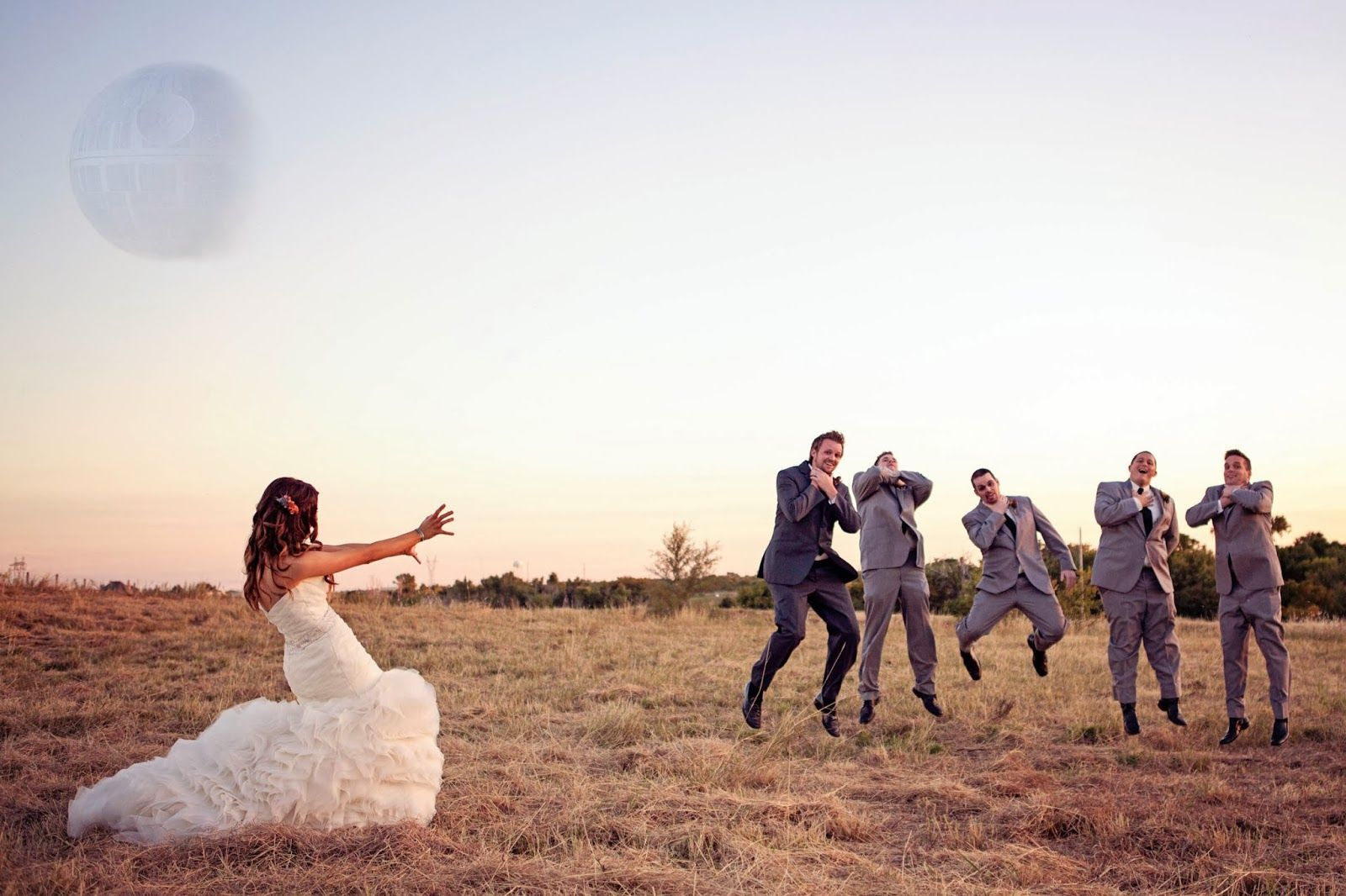 Fall Wedding   Vadering   star wars   groomsmen   First Time Home ...