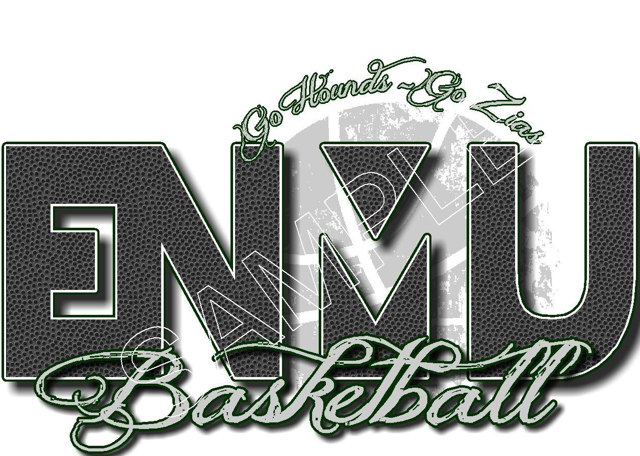 Design name: ENMU Basketball 2