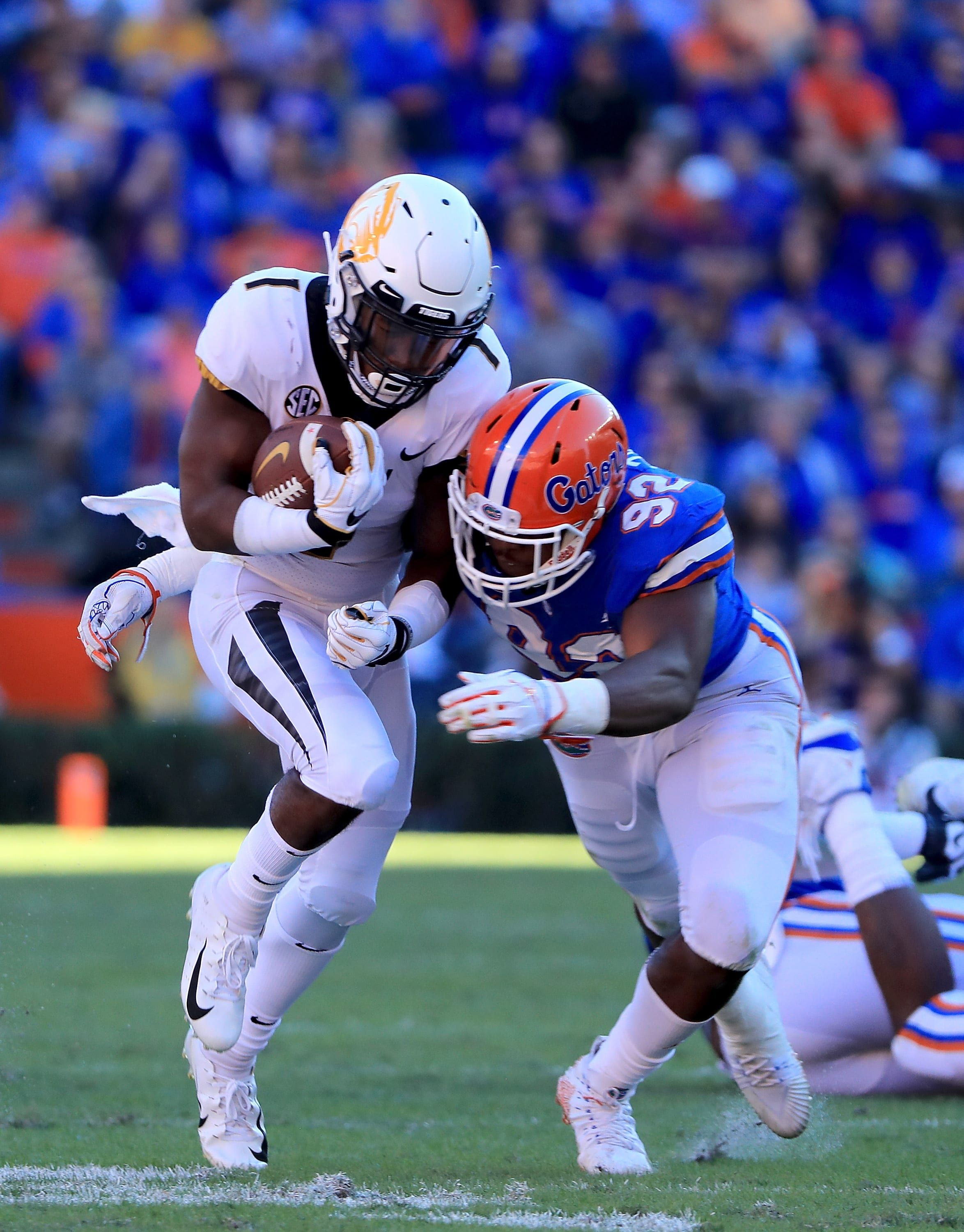 Cover 4 On Georgia Football The Gators To Really Worry In 2020 Georgia Football Football Missouri Tigers