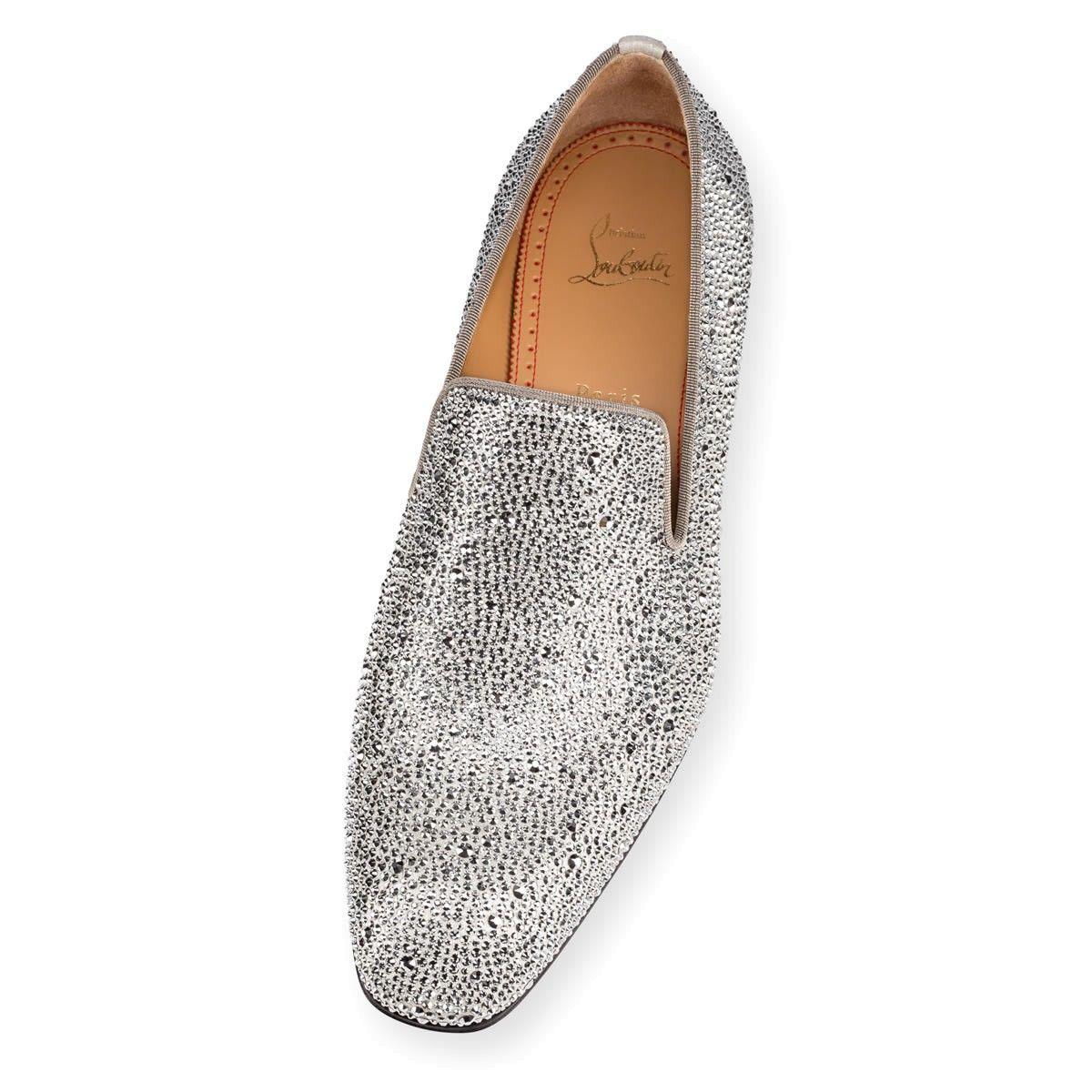 1c1b337d07ce8c Shoes - Dandelion Strass Flat - Christian Louboutin