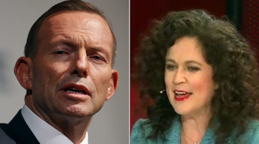 Badezimmer reuter ~ Abbotthatesq&a: viral tweet about aussie pm puts tv show back in