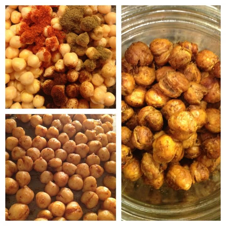 Tone It Up - Recipe Profile - Spicy Chickpeas!