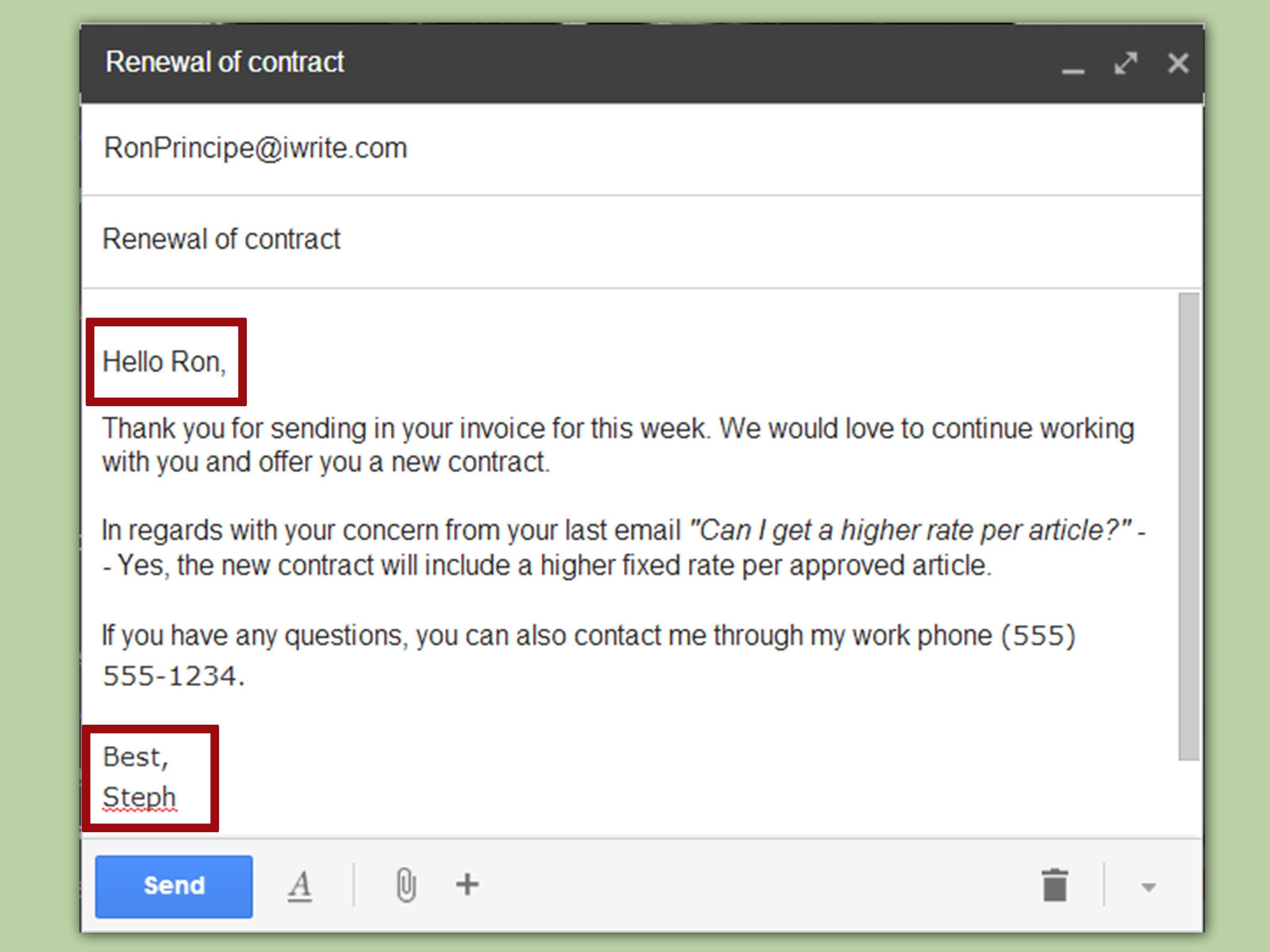 How to Write Business Emails Business emails