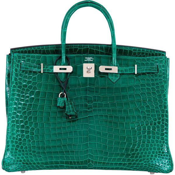 Hermes Birkin Bag Crocodile