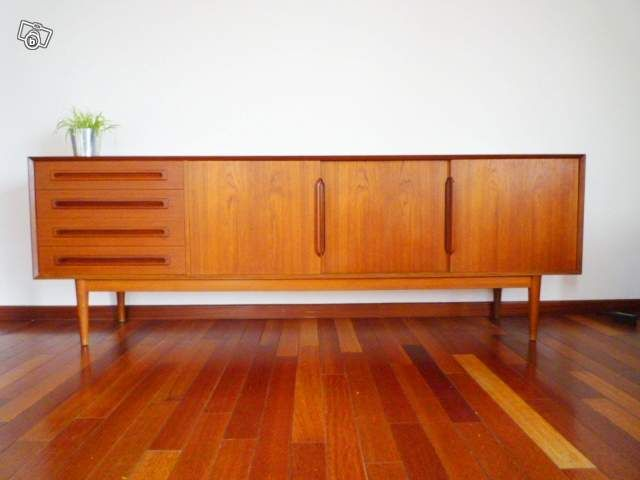 Enfilade scandinave estampillee - made in denmark Ameublement Yvelines - leboncoin.fr