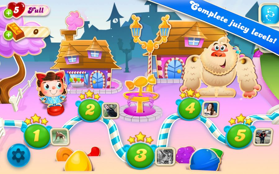 Candy crush soda saga game play free online all levels