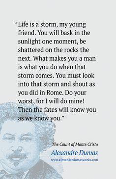 Quotes - Alexandre Dumas