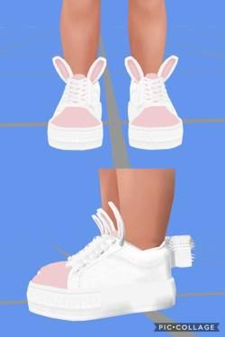 "Bunny Rabbit Shoes 🐰💕  ""Toddlers Only"""