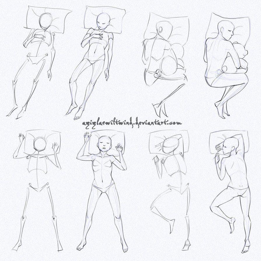 Free To Use Support Me On My Ko Fi Page Ko Fi Com Azizlaswiftwind Reference Practice Human Anatomy Tut Sleeping Drawing Art Reference Poses Human Anatomy Art