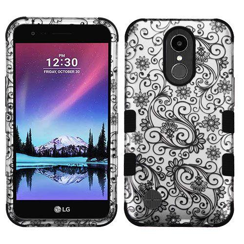 check out d1f8e 52862 For LG K20 Plus K10 2017 Hybrid TUFF IMPACT Phone Case Hard Rugged ...