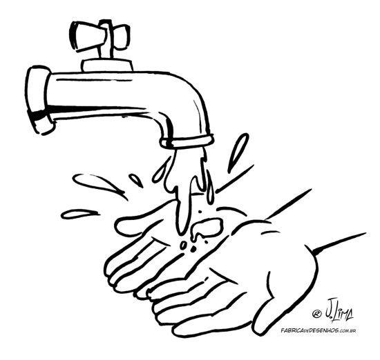 desenhos para colorir sobre a Água grafite agua habitos de