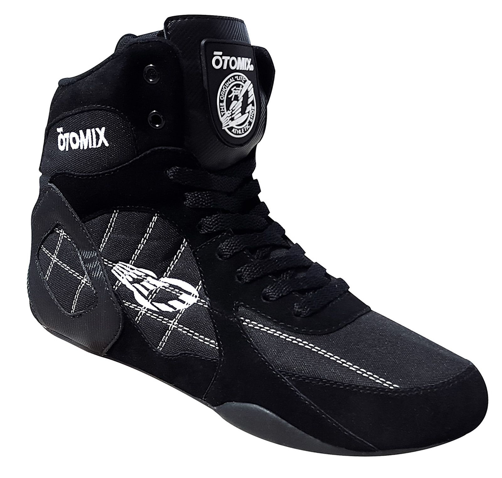 Otomix Ninja Warrior Stingray Bodybuilding Combat Shoe Men's (Black,. Find  this Pin and more on Weightlifting & Bodybuilding Shoes ...
