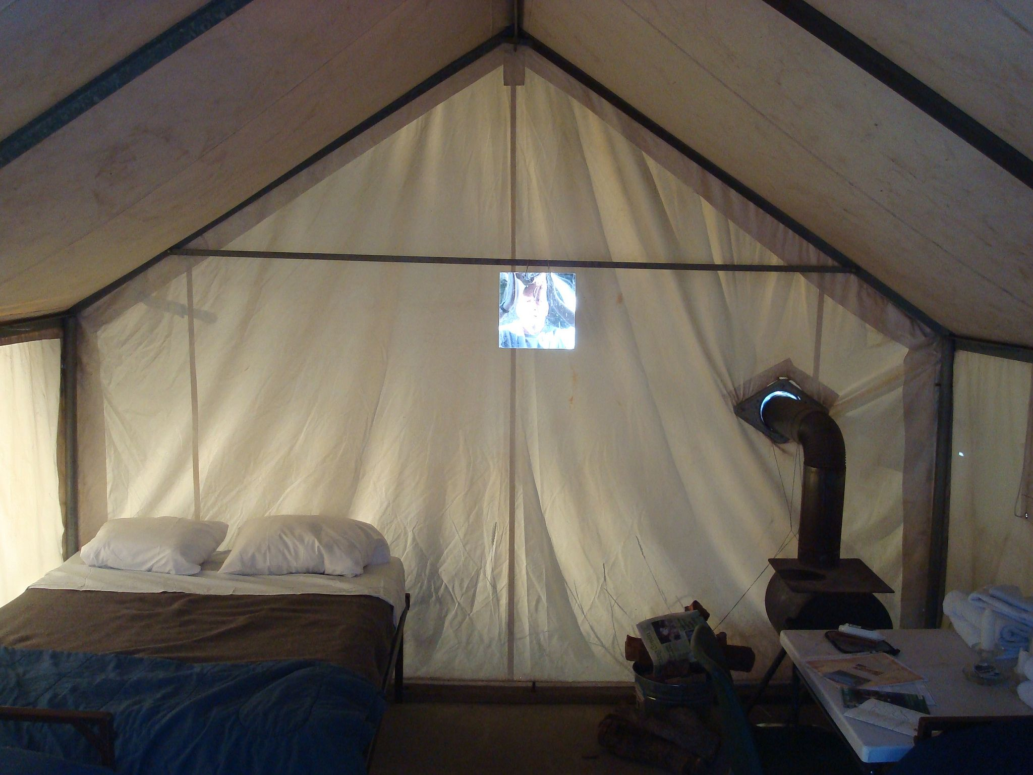 Tent Cabin at Tuolumne Meadows & https://flic.kr/p/cJAy7b | Tent Cabin at Tuolumne Meadows ...