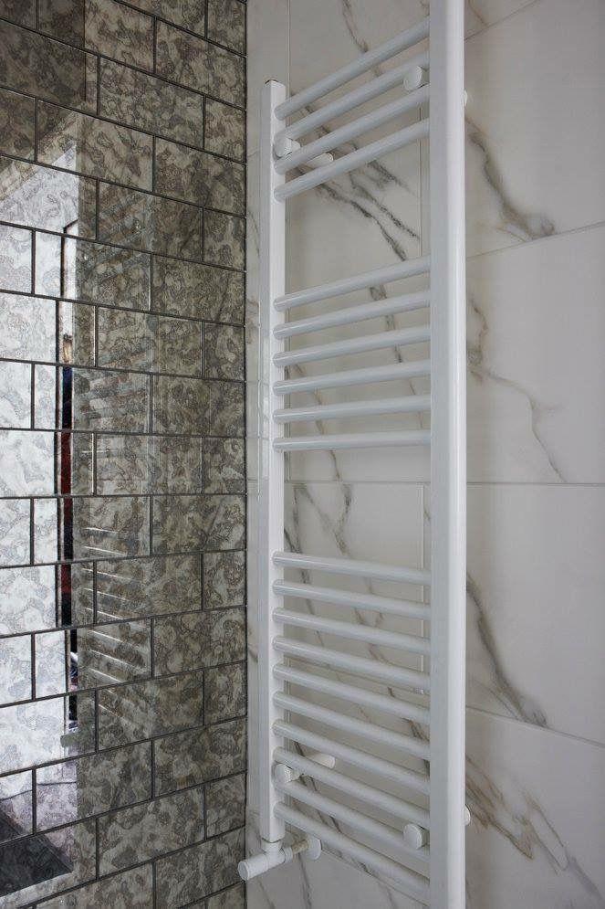 Busca mirror tile in 2020 | Bevelled tiles, Topps tiles ...