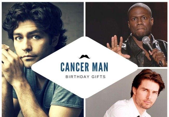 Birthday Gifts For Cancer Men Famous Adrian Grenier Tom Cruise Kevin Hart