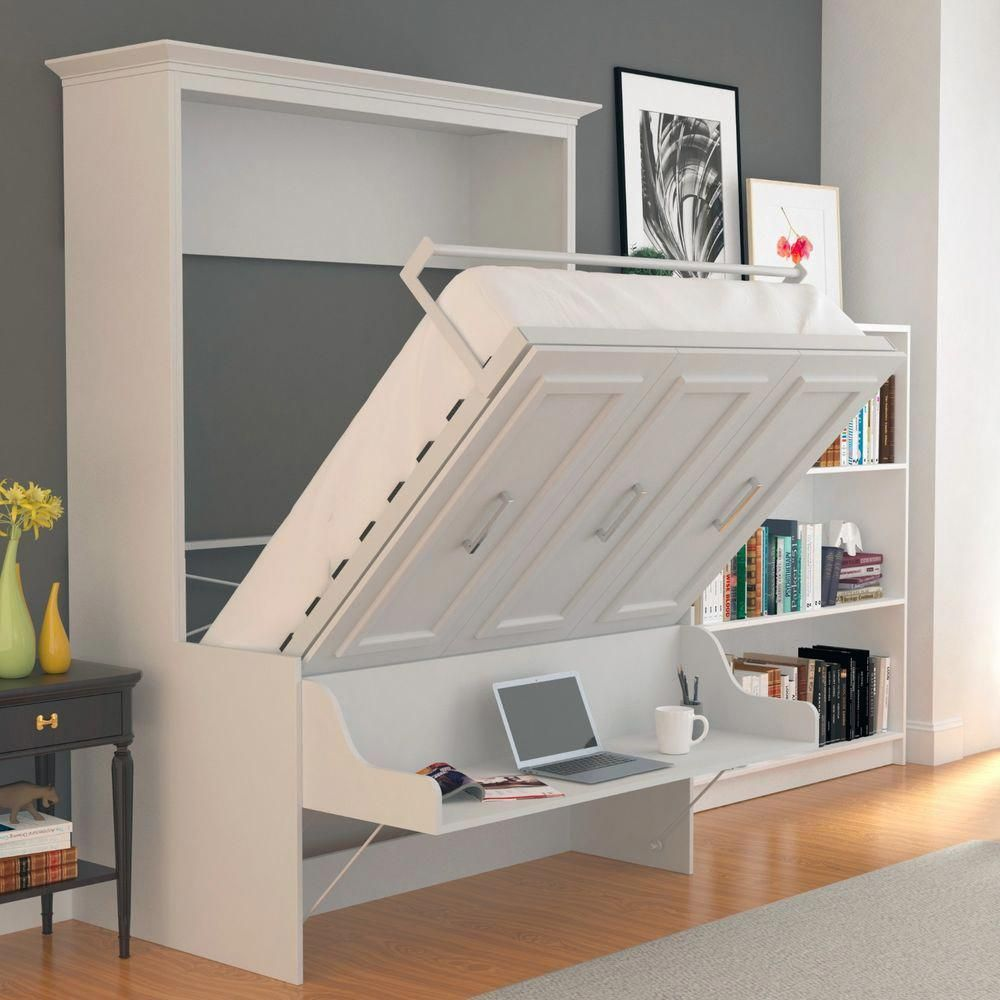 Murphybeddesk Murphy Bed Desk Modern Murphy Beds Queen Murphy Bed