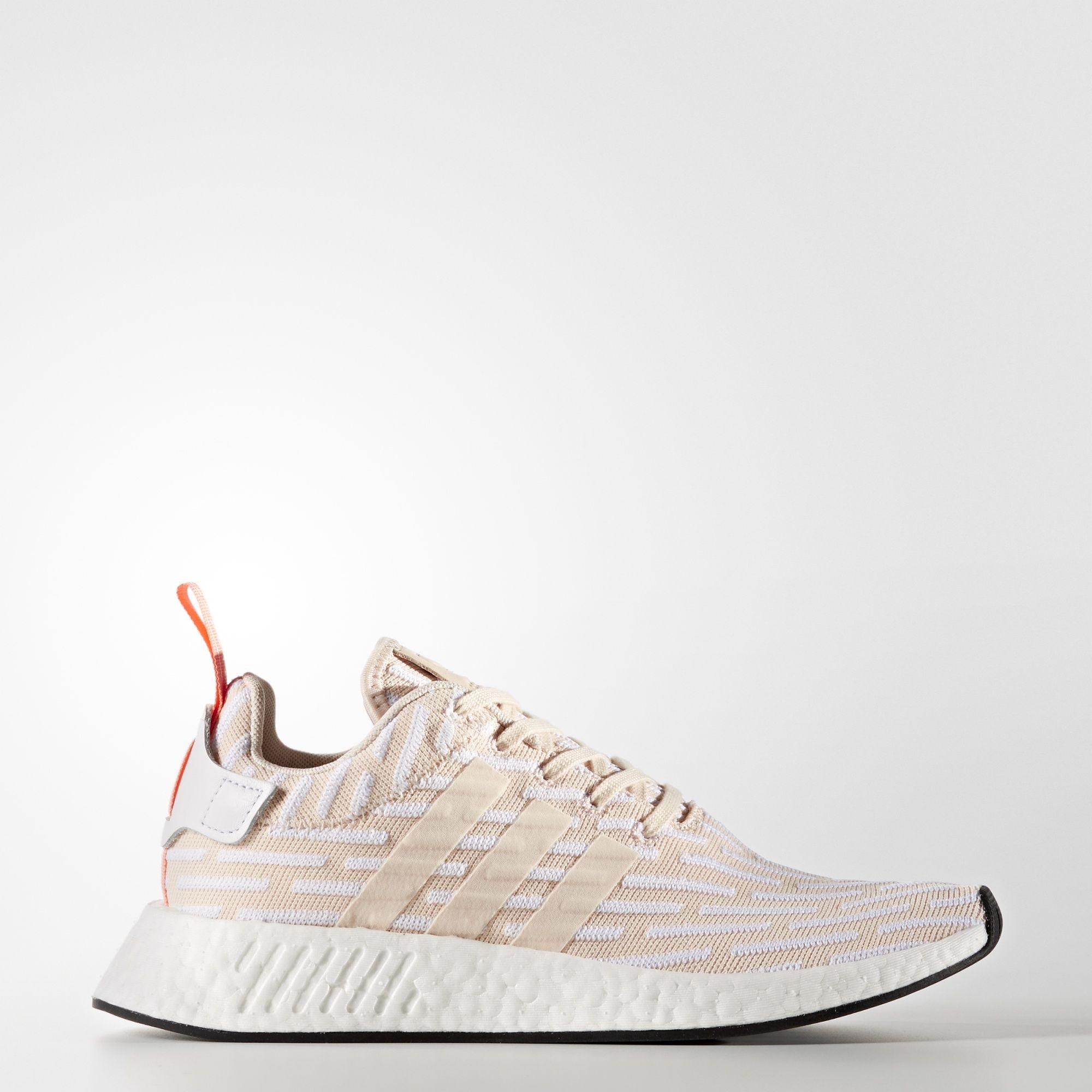 Nmd_r2 Adidas - Chaussures De Sport Pour Les Femmes - Blanc DdwRo