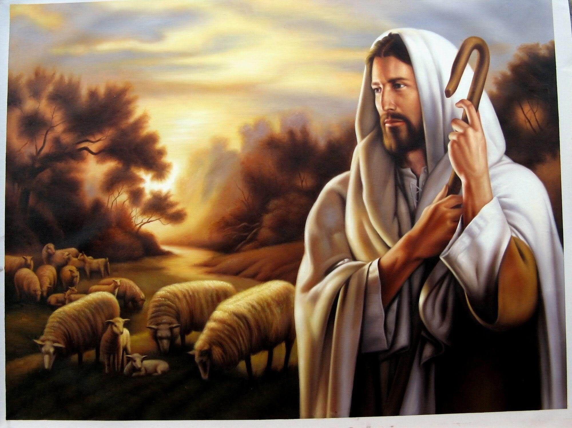 Jesus Hd Wallpapers 1080p Windows Jesus Wallpaper Christ The Good Shepherd Parables Of Jesus