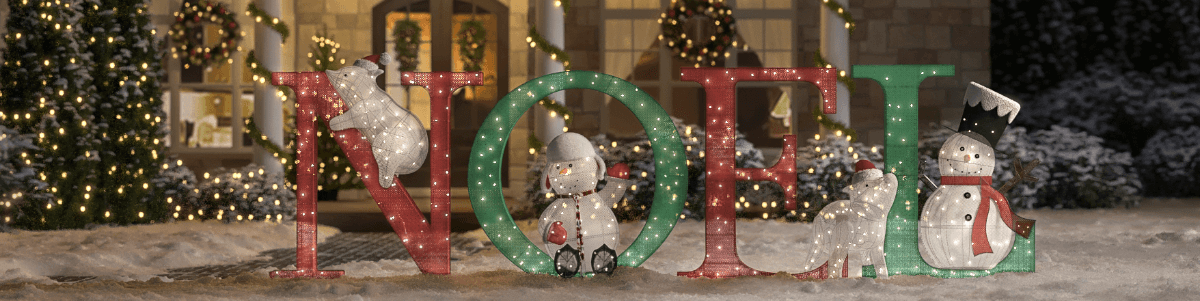Battery Operated Outdoor Christmas Decorations Outdoor Holiday