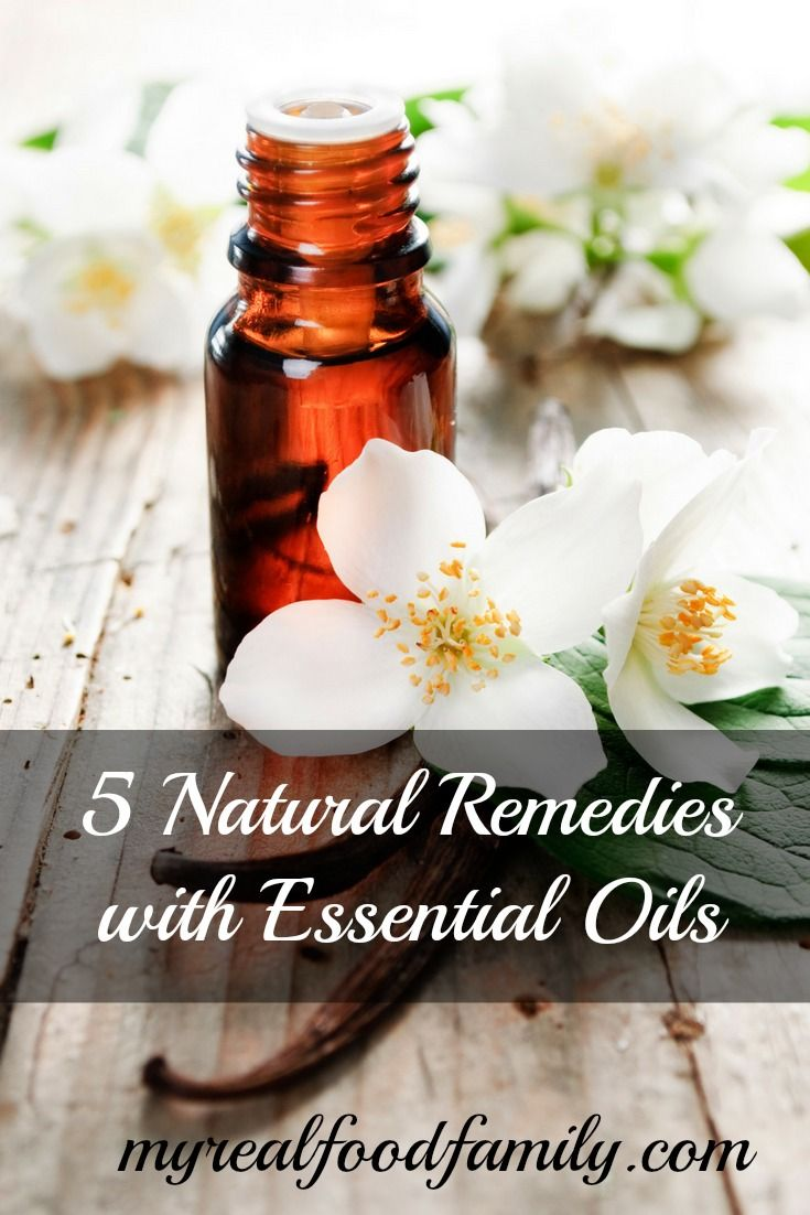 5 Natural Remedies with Essential Oils Natural sleep