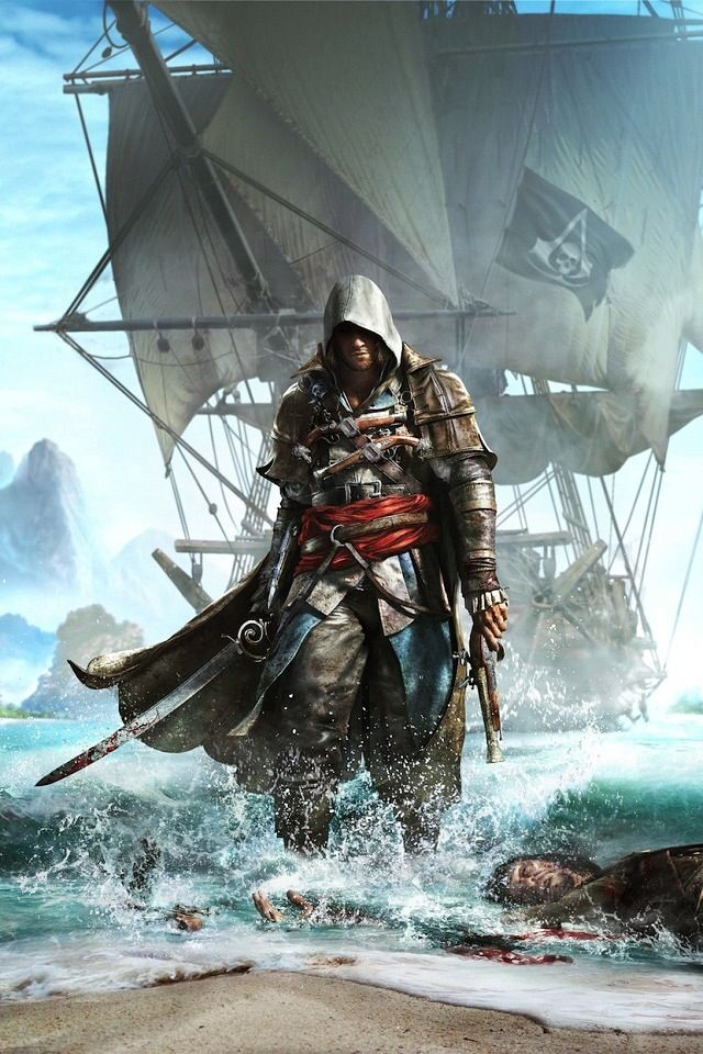 Assassin S Creed 4 Black Flag Assassin S Creed Black Assassins