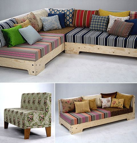 piet hein eek furniture m bel diy sofa und sitzecke. Black Bedroom Furniture Sets. Home Design Ideas