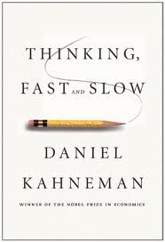Thinking, Fast and Slow is an exploration by Nobel Prize winner and psychologist Daniel Kahneman of the two systems of thought the human brain uses. The first is fast, reactionary and intuitional, while the second one is slower, clearer and more logical.