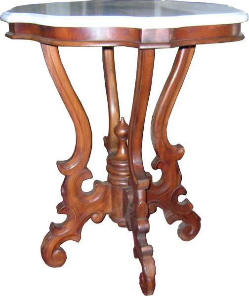 Victorian Marble Topped Side Table To18 Victorian Style