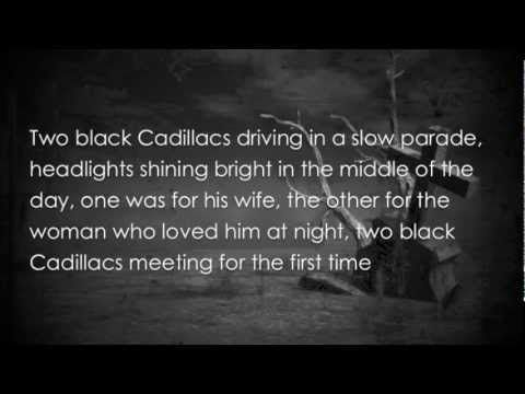 Two Black Cadillacs