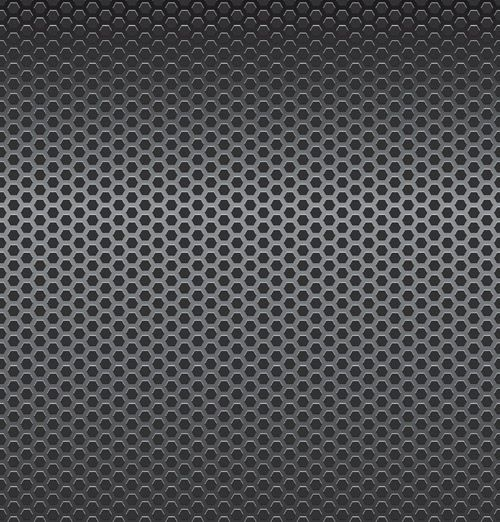 30 High Quality Metallic Texture Pattern Brushes And Photoshop