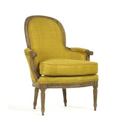 Zentique Inc. Sebastian Club Chair