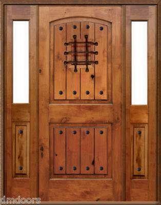 Love This Front Door! Decora Doors Have Speakeasy Options