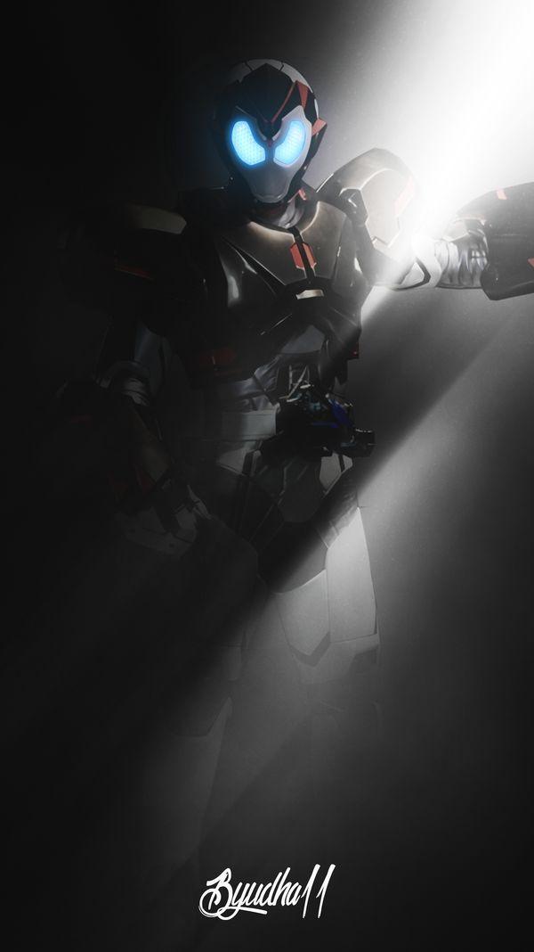 Kamen Rider Vulcan Punching Kong Wallpaper By Byudha11 On Deviantart