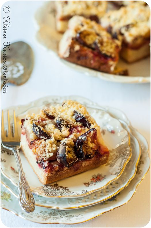 Pflaumen Streuselkuchen 2 0 Fruity Cakes And Tarts Kuchen