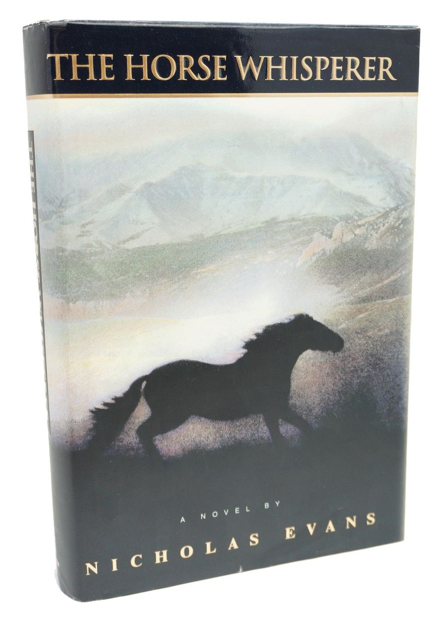 First Edition The Horse Whisperer By Nicholas Evans Books