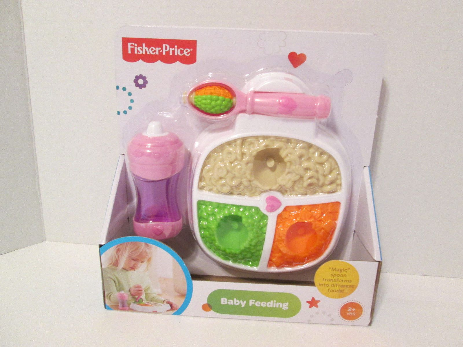 Fisher price servin surprises pretend play food fun with