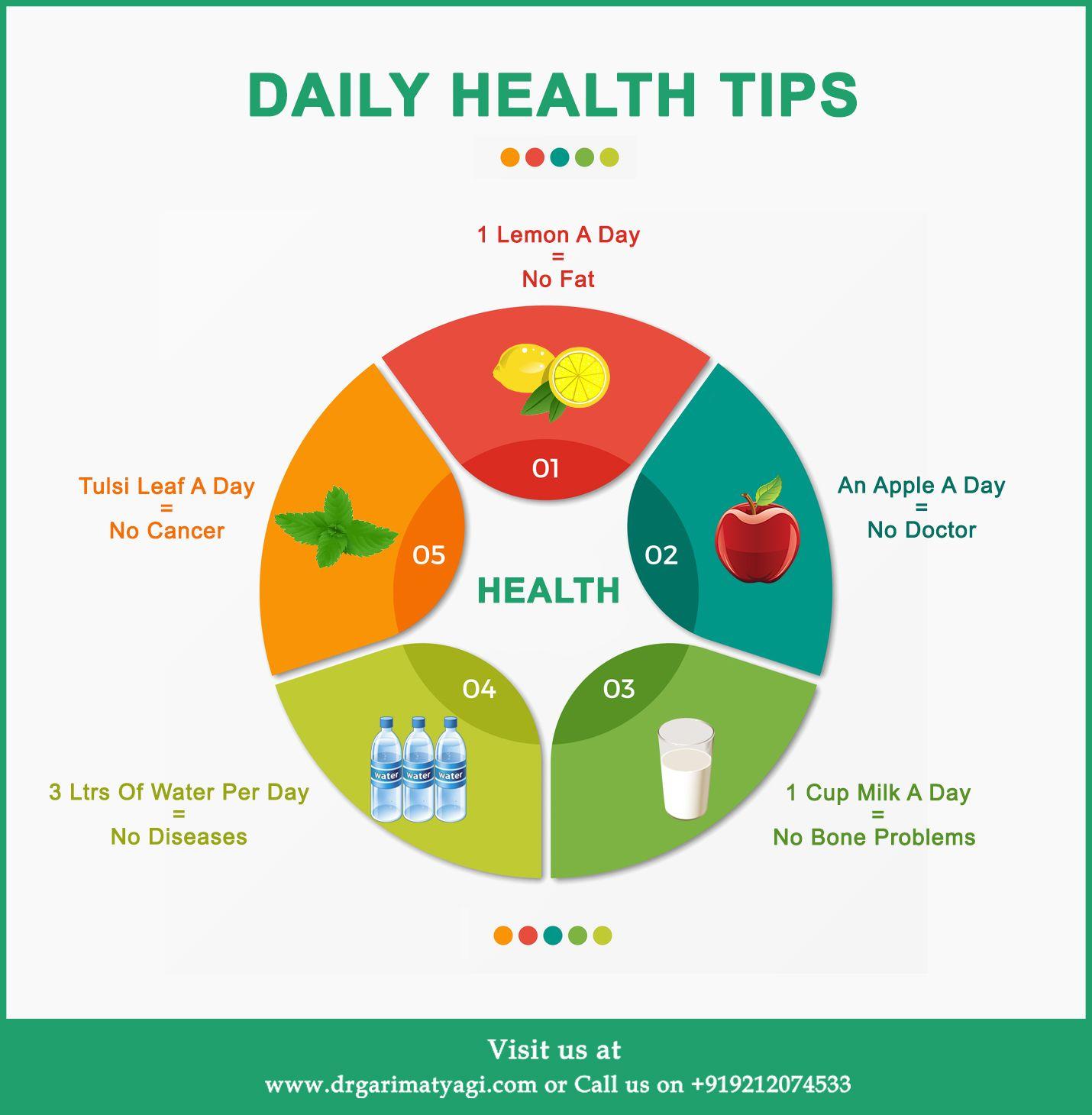 Daily health tips healthtips healthyfood gynae