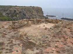 Ruínas do Castelo de Arrifana - Aljezur