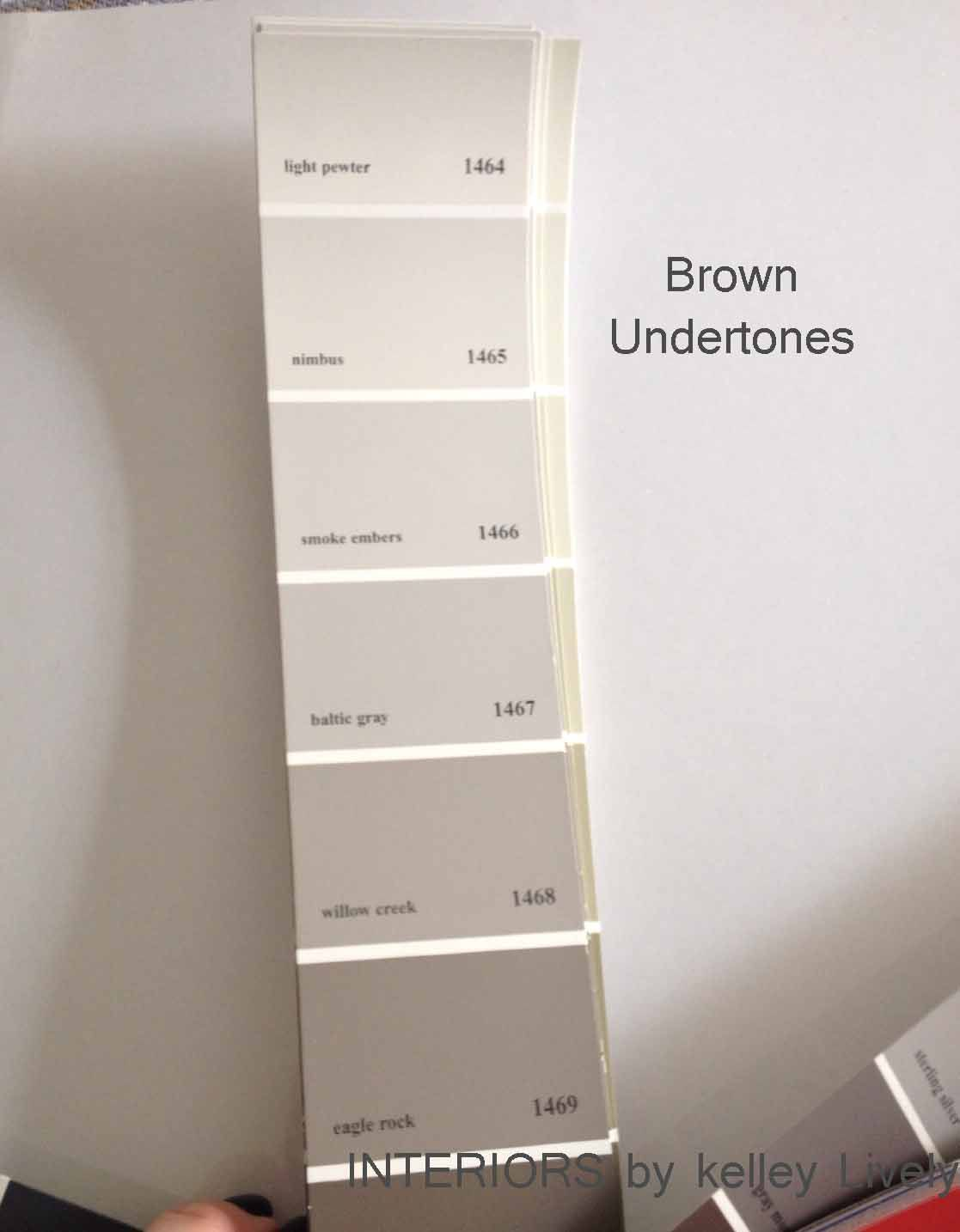 Brown Undertones Bathroom Kids One Color Pallets Paint Colors Family Room